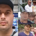 Camioneros rumanos, movilizados en toda Europa por su colega, que murió con su hija de 6 años asesinados por un conductor suicida.