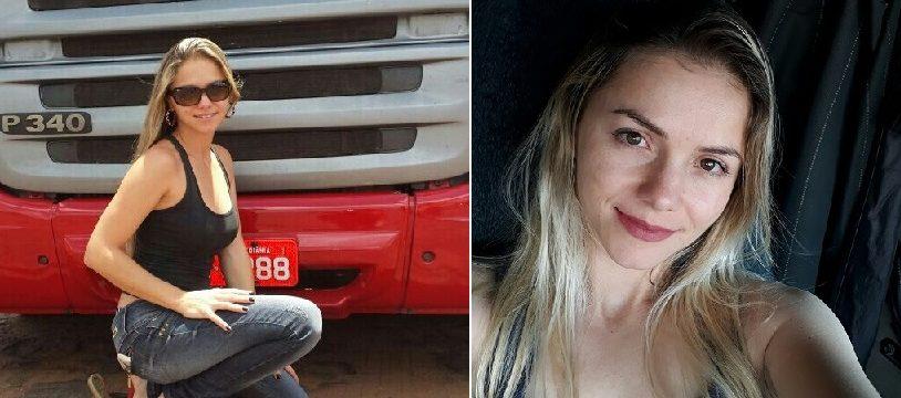 Camionera Eyde Esteves. «El camión es responsable de los logros de mi vida», una profesión, un esposo y casa propia