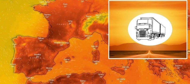 llega la primera ola de calor sigue la evolucion de las temp 1