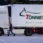 Escándalo en la mayor cárnica de Europa: Tönnies envió 80 camioneros a pesar de la cuarentena