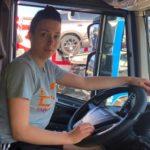 Final feliz llega para la camionera Laura Mihaes: después de la decepción viene la venganza a través de un nuevo trabajo y un Iveco Stralis XP