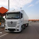 Denuncian a un camionero que conducía jornadas de treinta horas sin descanso