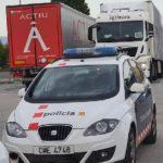 Los Mossos detienen a 5 hombres y dos mujeres rumanos por sustraer palets a una empresa del Alt Penedès