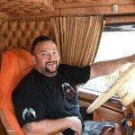 Muere el mítico camionero Andreas Schubert de 42 años, de un ataque al corazón