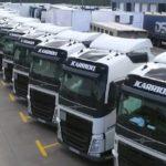 JCarrion  necesita 10 camioneros no necesaria experiencia, para circuito internacional y rutas regulares, tripulaciones sencillas y dobles