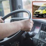 Esposa de camionero: «Mi marido tiene un edema pulmonar y un tumor, y es despedido»