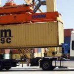 La DGT regula el transporte intermodal de 45 pies con 44 toneladas