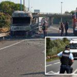 Detenido el gendarme que mató al camionero en la A20