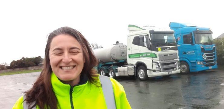 Silvia Parra explica: ¿Por qué cambio de empresa a menudo?  Nueva Zelanda «En este país hay mucho más trabajo que trabajadores»
