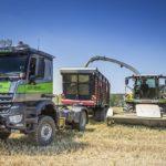 Agro-Mover y Agro-Truck. Camiones capaces de arar, transportar, cosechar y adecuados para tareas forestales