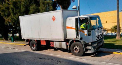 camion camuflado guardia civil 2025681