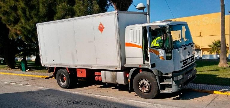 camion camuflado guardia civil 2025681