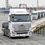 Hyundai quiere revolucionar el transporte y vende 1.600 camiones pesados de hidrógeno a Suiza