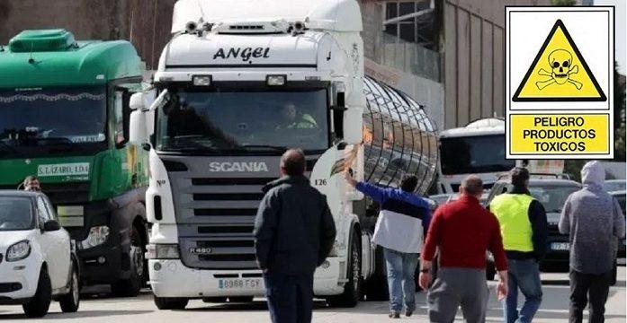 Huelga de conductores de materias peligrosas: un año después, ¿qué cambió?