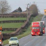 Compensación de 75 Millones para un camionero que se vio obligado a conducir horas extras