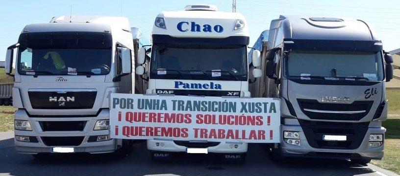 Transportistas de Endesa