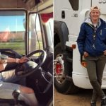 """La camionera del """"virus de mierda"""" contó que no la controlaron al volver a la provincia desde Buenos Aires"""