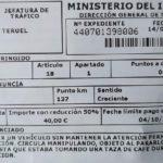 Denunciado un camionero por tomar un café al volante en la A23 Teruel