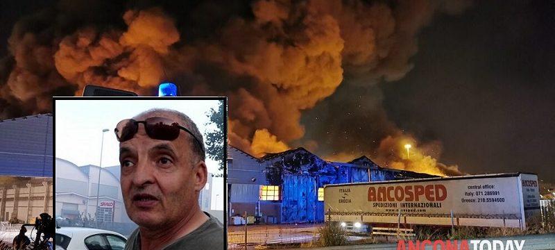 Incendio porto Ancona 3