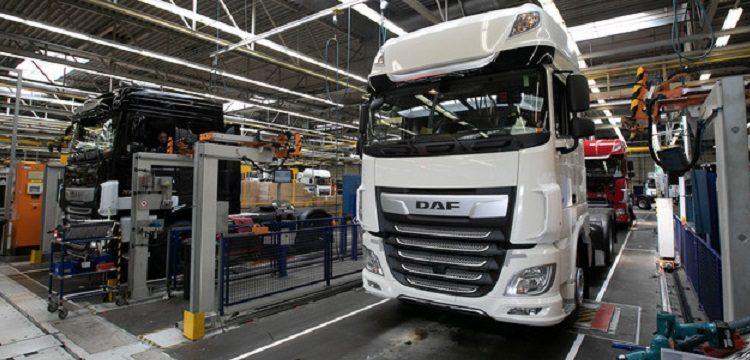Millones de reclamaciones contra DAF por cártel de camiones