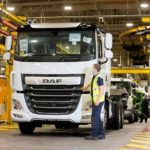 Leyland Trucks fabrica el camión DAF CF / XF número 100.000