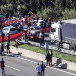 Fenadismer: no es admisible que se utilice la AP7 en Cataluña como un manifestódromo