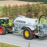 Empresa de lácteos aprovecha el estiércol de las vacas para repostar sus camiones