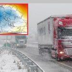 Alerta en las carreteras por la borrasca 'Alex': ciclogénesis explosiva e «intenso» temporal