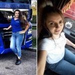 Alina tiene 25 años, es camionera TIR en Europa: «¡Es muy difícil, pero ganas bien!» – Descubre su historia