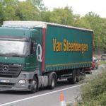 La empresa de transporte Van Steenbergen, ha sido acusada de trata de personas