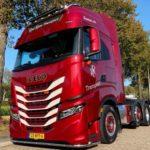 «¡Nunca había tenido una camióntan cómodo como este Iveco!»