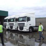 Nueva oleada de asaltos a camiones de Granada para robar mercancía tras una tregua de años