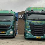 Cambia su «viejo» Stralis con 6 años y un millón de kilómetros, por un nuevo Iveco S-Way por el buen resultado de la marca