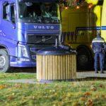 Encuentran a un camionero muerto en la cabina «en circunstancias sospechosas» en la A1