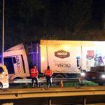 Un infarto se lleva la vida de un camionero y eleva a 17 las víctimas en las carreteras de Gipuzkoa