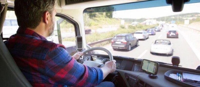 El paro entre los conductores de camión se ceba con los mayores de 45 años