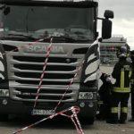 Herido grave un camionero polaco de 32 años, al explotar el gas mientras cocinaba en la cabina