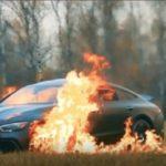 El Youtuber ruso prendió fuego a un Mercedes-AMG GT 63 S de 220.000 euros por venganza (Ver el vídeo)