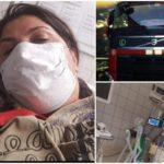 Una camionera sufrió un infarto, y tras 5 días hospitalizada, «absolutamente nadie de la empresa se interesó por su estado».