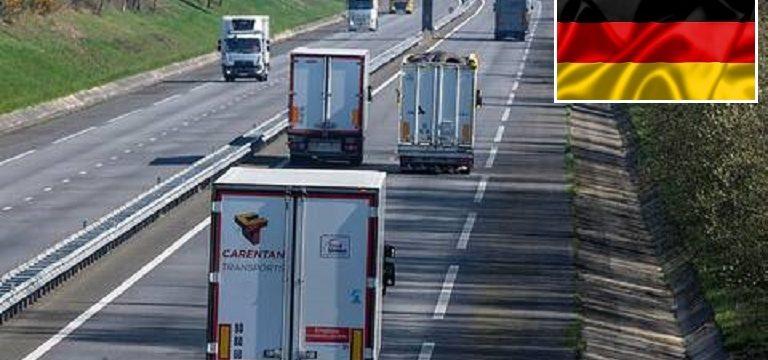 Diez puestos de camionero sin experiencia para trabajar en Alemania, de lunes a viernes 2.050€ + curso idioma subvencionado