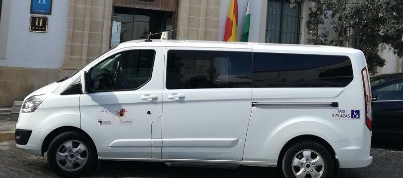 taxi chipiona