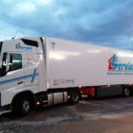 Hervian S.L precisa conductores por ampliación de flota con 28 nuevas tractoras Volvo y MAN