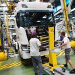 La marca sueca Scania producirá camiones en el impresionante mercado Chino