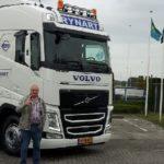 El propietario de la empresa Rynart Logistics: Algo extraño pasa con el coronavirus en los camioneros.