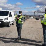 La DGT avisa: «Hemos multado a más de 6.000 conductores de furgonetas en una semana»