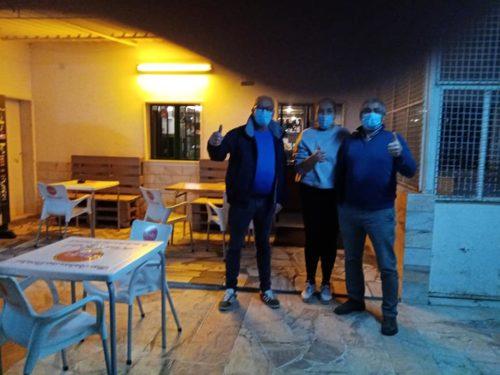 En homenaje al restaurador Da Fonte Branca, que iba a buscar a los camioneros para darles de comer.