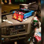 Confinamiento y bocadillos al volante, las precarias condiciones de los camioneros