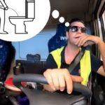 Los camioneros piden servicios durante las horas del toque de queda