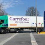 Logística Nivelles, subcontratista del banner Carrefour obligada a contratar a 30 trabajadores fijos, por exceso de temporales.