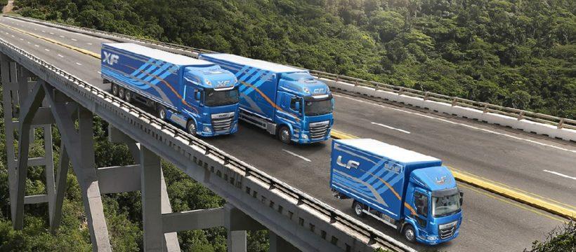 DAF Trucks es coronada como la 'marca de camiones de flota irlandesa 2021'
